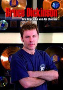 Bruce Dickinson »Eine Biographie« von Joe Shooman
