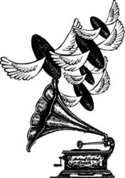 Logo der Internationalen Berliner Schallpalttenbörse seit 1980